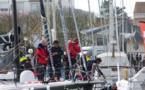 Jean Le Cam, SynerCiel, cinquième du Vendée Globe 2012-2013