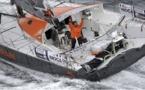 Marc Guillemot nouveau recordman de l'Atlantique nord