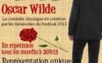 """Répétition publique de la pièce """"Un mari idéal"""", Tour d'Arundel ce mardi 30 juillet à 20h15"""