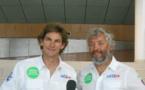Défi SMA : J-10 pour Yvan Bourgnon et Vincent Beauvarlet !