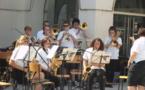 Concerts gratuits sur le parvis de la mairie des Sables d'Olonne