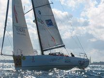 1000 MILLES BRITTANY FERRIES :Jacques FOURNIER et Jean-Edouard CRIQUIOCHE (Oceans-Eleven)