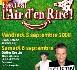Didier Gustin et Elian Rabine au  Festival ' L'Air d'en rire '  de Saint-Denis-la-Chevasse