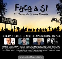 Festival Face et Si à Mouilleron-le-Captif : ouverture ce vendredi soir