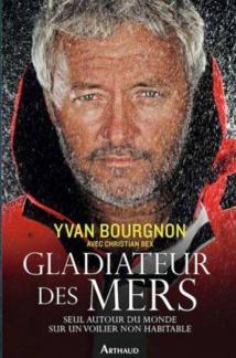 Les Sables d'Olonne: Yvan Bourgnon sera présent à la Médiathèque Le Globe le samedi 29 octobre à 15h