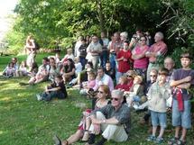 La Roche-sur-Yon : 500 personnes  à la reconstitution du siège de Saragosse