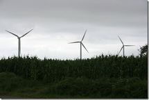 Eolien offshore le projet en vendée avec un parc de 120 éoliennes