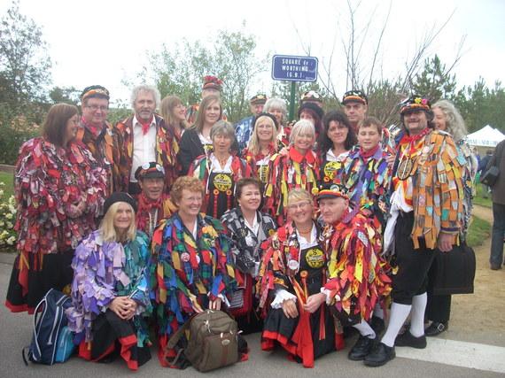 Le Pays des Olonnes en fête pour les 10 ans du jumelage avec Worthing