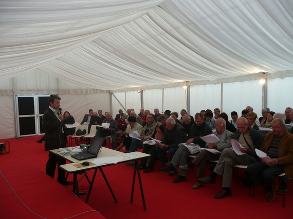 Du monde pour la première journée du Salon de l'Habitat à La Roche-sur-Yon