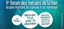 Forum des métiers de la mer les 14 et  15 décembre aux Sables d'Olonne