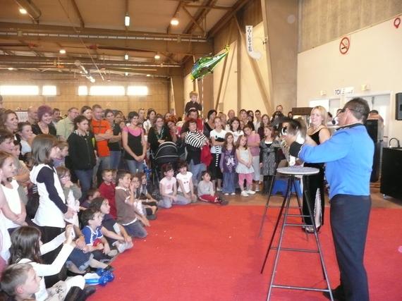 La Roche- sur-Yon : du monde à la première journée du salon du Chiot aux Oudairies