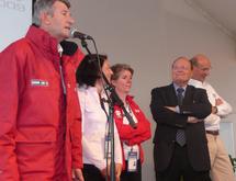 Vendée Globe : ils ont déclaré et  PPDA donnera le départ