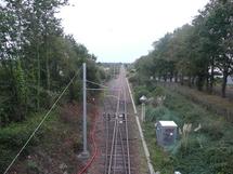 TGV Nantes-La Roche-sur-Yon-Les Sables d'Olonne : mise sous tension de la ligne jeudi 23 octobre 2008