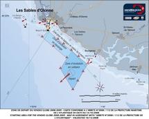 Vendée Globe 2008-2009 : les infos sur la journée du 9 novembre départ de la course autour du monde