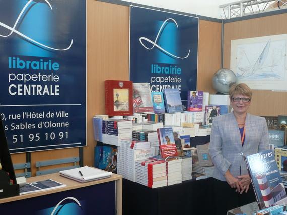 Vendée Globe : la Librairie Centrale organise des dédicaces à l'espace Albatros
