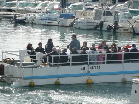 Vendée Globe : pour voir les 60 pieds de l'eau puis visiter Port Olona