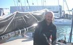 Vendée-Globe2008-2009 : rencontre avec Unai Basurko ce matin