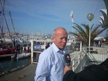 Vendée Globe : Mike Golding - Monsieur propre récidive