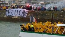 Départ du Vendée Globe : la foule sur la côte entre Les Sables d'Olonne et Talmont-Saint-Hilaire