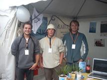 En marge du Vendée Globe trois jeunes partent pour leur tour du monde ...