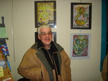 Pascal Chéret expose ses oeuvres à l'espace Robert Pineau jusqu'au 8 décembre