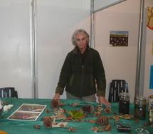 Apprenez à réaliser un compostage individuels avec vos déchets sur le stand de Trivalis.