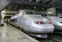 Les animations pour l'arrivée du TGV à la Roche-sur-Yon