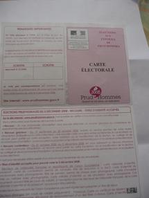 Elections prud'homales le 3 décembre en Vendée et en France