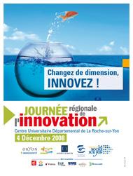2e Journée de l'innovation jeudi 4 décembre à La Roche-sur-Yon.