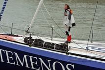 Les avaries successives de Loïck Peyron (Gitana Eighty) mercredi et de Dominique Wavre (Temenos II) ce vendredi surviennent après plus d'un mois de course