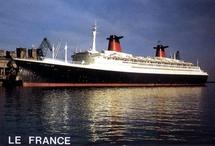 Des morceaux du paquebot France bientôt vendus aux enchères