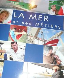 « Vendée  : la mer et ses métiers  » : un magnifique ouvrage pour les passionnés de la mer de Daniel Voye aux éditions  OFFSET 5