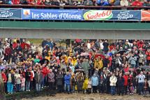 L'année 2008 restera celle de l'incroyable départ de cette 6e édition avec un nombre record de 30 concurrents sur la ligne le 9 novembre à 13h02