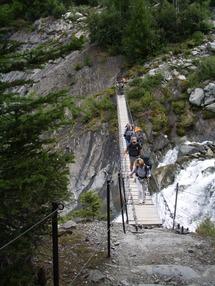 Laurent Augizeau a présenté son programme de randonnées 2009