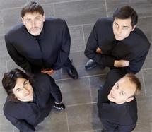 Le quatuor Danel.