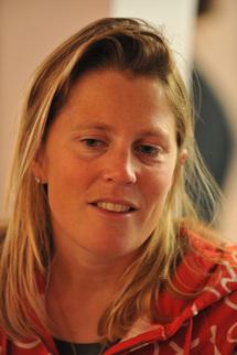 Les dernières estimations d'arrivée de Samantha Davies tournent autour de 3h00 (heure française)