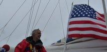 C'est à 13h43 en ce mardi 10 mars que Rich Wilson en a fini avec son Vendée Globe