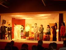 Théâtre à  partir du 20 mars avec les comédiens de l'Entracte de Grosbreuil