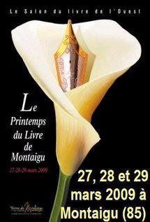 Plus de 200 auteurs participeront au Salon de Montaigu les 27, 28 et 29 mars