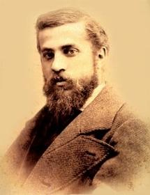 L'architecte catalan Antonio Gaudi.