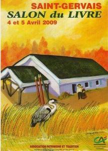 Une soixantaine d'auteurs attendue à la 15 ème édition du Salon du Livre de Saint-Gervais