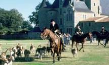Le logis de la Chabotterie accueille samedi et dimanche la 6e édition du concours de sonneurs de trompes de chasse du grand Ouest.