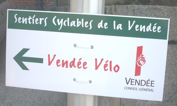 Le Conseil général de la Vendée se met à vélo le 3 mai