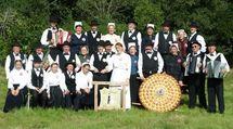 Le groupe folklorique