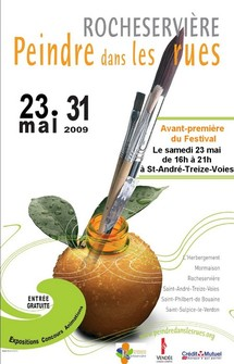 Le Festival de Rocheservière se poursuit jusqu'au 31 mai