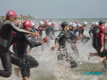 Plus de 600 athlètes sont attendus ce week-end pour la 14 éme édition du Triathlon International Courte Distance  des Sables