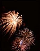 Les festivités du  14 juillet à la Roche-sur-Yon