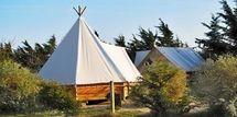 Une nouvelle génération de camping à Noirmoutiers