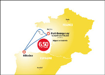 Talmont-Saint-Hilaire : départ des 45 minis de la Transgascogne le 2 août de Port Bourgenay