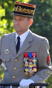 Communiqué du général d'armée Pierre de Villiers 19 juillet 2017